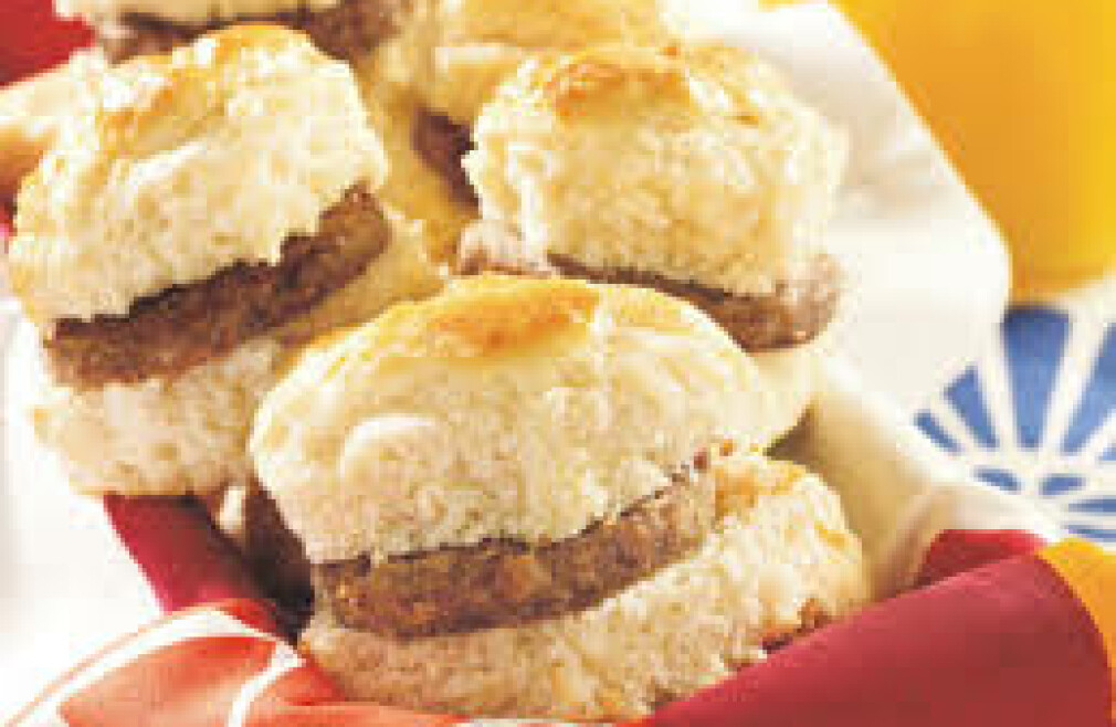 Sausage & Biscuits with the Women's Guild